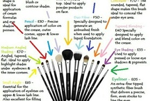 MUA LIFE / Dedicated to the professional and freelance makeup artists. / by Kweenish P.
