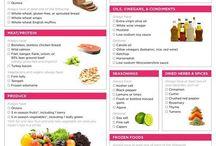 Yummy healthy foods :) / by Victoria Focken