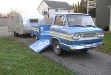vintage camper addiction part deux / by Cassy Keck-Wood