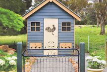 On The Farm - Hobby Farm Dreams / by Jessica Collins