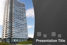 Architects PowerPoint Templates / by Free PowerPoint Templates