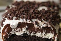 Desserts / by Amanda Wrage