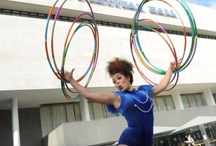 Hoop Love / For the love of the hula hoop / by Miss Milli