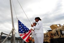 Honoring Our Flag / by America's Navy