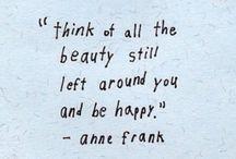 Quotes / by Rhiannon Bush