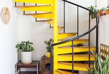 Yellow / by Kathryn Interiors
