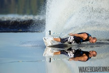 Wakeboarding / by Cj Jasinski