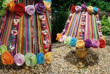 Art for my eyes / Knit mosaic creations creativity art handmade graffiti yarn / by Sal BAH