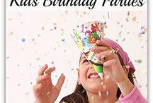 celebrate: birthday / by Mika Hillery