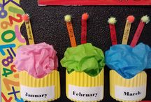 calendar ideas / by Teresa Hutson