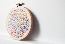 ♥ embroidery / by Sally