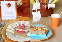 Place Setting DIYs / by The Painted Home