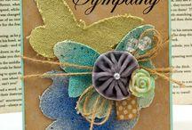 Handmade Sympathy Cards / by Simple Sympathy