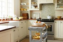 Project | Kitchen Facelift  / by Nicole Curtis