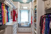 Dream Closets  / Across-the-board closet design styles, ideas and inspiration / by Ian & Lola Invitations and Printables