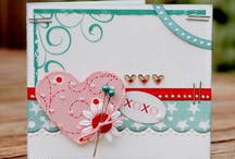 Heart Cards / by Judy Duncan