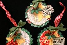 Christmas ornaments / by Jonna McCarthy
