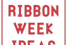 Social Work - Red Ribbon Week / by Kristen Nicole