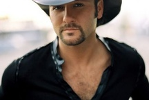 Tim McGraw / by Charlotte Buzinski