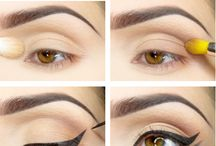 Makeup I want to try :) / by Juana Cortez