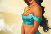 what a disney princess looks like in real life / by Skylar Vasquez