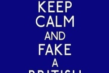Keep Calm / Nothing more Londoner than Keep Calm quotes! Collecting the best ones here. #keepcalm #london http://www.easyworldlondon.com/ / by easyworldlondon