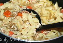 Recipes...Soup / by MaryAnn Rivard