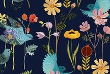 fabric. / by Danielle Johnston
