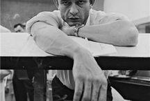 Johnny Cash / by Hans Hickler