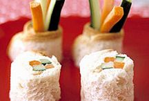 Food - Appetizers & Snacks / by Steffanie Peck