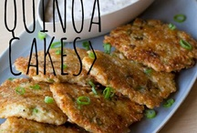 quinoa / by teresa lunares