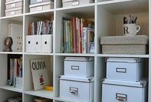 Organized and Obsessed / by Melissa Batto