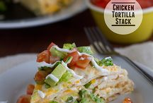 Mexican food / by Christy Davis