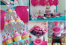 Kids birthday parties / by Francesca Lopez