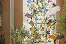 bottle trees / by Mary Weidman