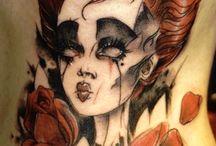 tattoos i like / by ashli rojas