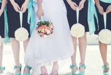 Bridesmaids / by Lisa