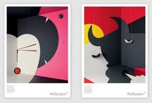 illustrations and designs i like / by Keith Bell