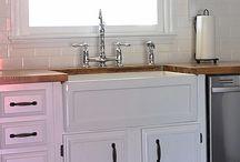 Home-Kitchen-Sink & Faucet / by jenn_mi