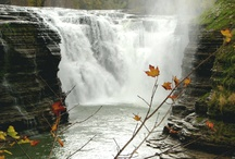 ♥waterfalls♥ / Beautiful and breathtaking waterfalls.. / by Catrina Waters