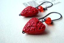 Valentine's jewelry / by Deirdre Craft