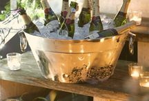 :: Cheers! *Beverages *Entertaining Bites & *Spaces :: / ~beverages, appetizers & bar decor / by Anna Tausend