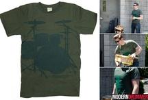 Modern Drummer Apparel / by Modern Drummer Magazine (Official)