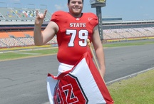 Our STATE. / by NC State Wolfpack