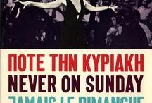 Greek singers / by Fay Kolintzas
