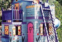 Girls Dream Backyard / by Crystal Hobson Leiber