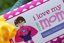 celebrating our super moms! / by Lauren McKinsey