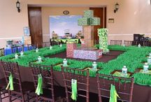 Jeremiah's Minecraft birthday  / Minecraft / by Manuchca J