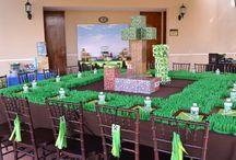 Jeremiah's Minecraft birthday  / Minecraft / by Manuchca J