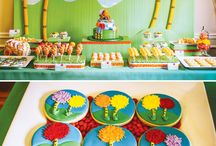 The Lorax Party / by Crystal Ybarra